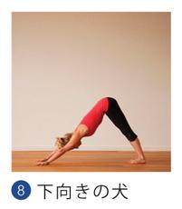 【太陽礼拝】体硬い人向けの軽減法まとめ☆正しいやり方と注意点も!4